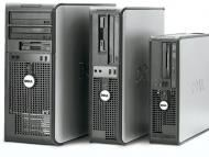 Компютър DELL двуядрен 2.8GHz, 1GB, 80GB, DVD