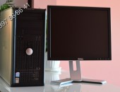 Компютър DELL Optiplex 745 Mонитор Dell 17