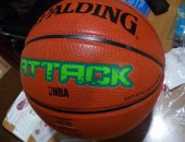 баскетболна топка SPALDING ATTACK NBA 7 нова All surfaces se