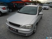 Opel Astra 1, 6 16V coupe 1999г