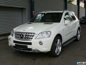 Mercedes Ml350 AMG STYLING 2010г