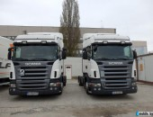Scania R 420 Low deck 2009г