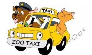 Zoo Taxi - Транспорт на кучета