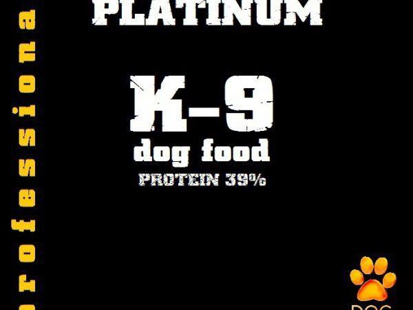 Кучешка храна K9 Pro Platinum