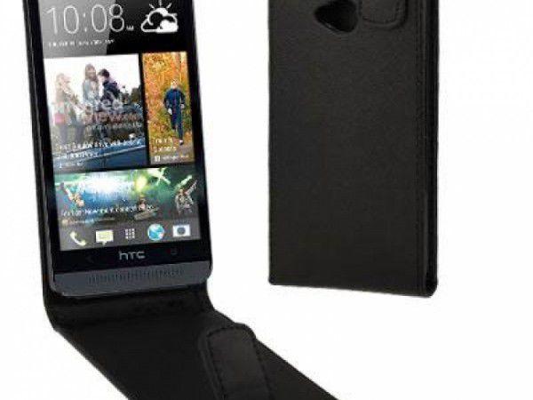 1. Снимка на Луксозен калъф за HTC One M4