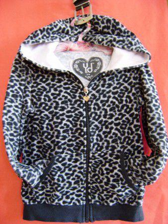4. Снимка на Тигров суитчър в комплект с блуза