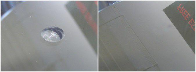 7. Снимка на Спукано автостъкло ремонт лепене пукнатина шупла Силистра