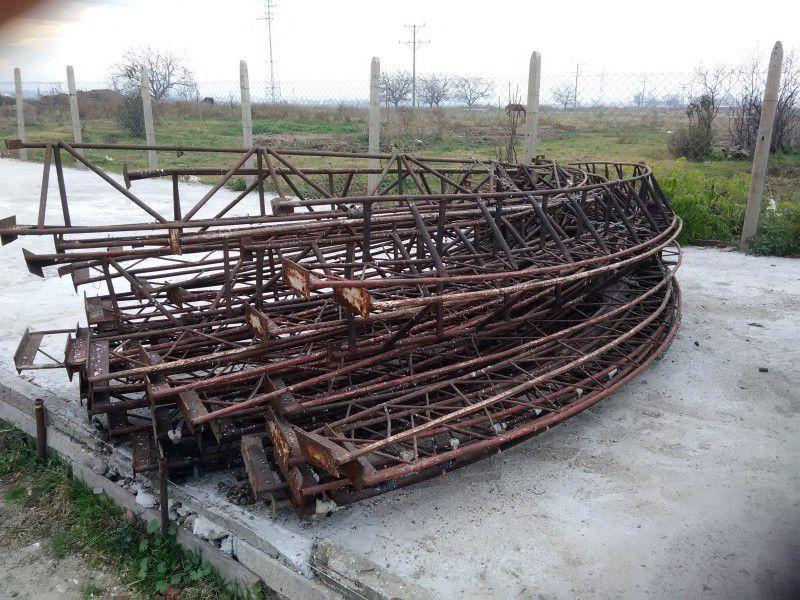 Оранжерия Тип Асеновградска.7 метра