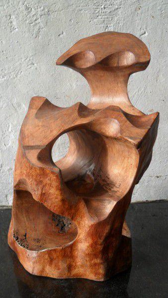 1. Снимка на скулптора - малка пластика