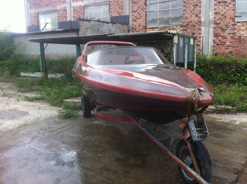 3. Снимка на Моторна лодка 65кс 2008г с колесар