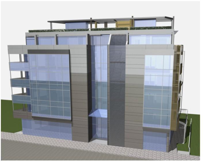 1. Снимка на Заведение за продажба в ИЦ - ново строителство
