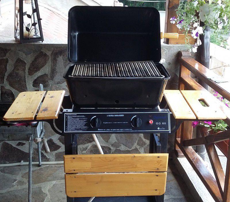 4. Снимка на Продавам газово барбекю