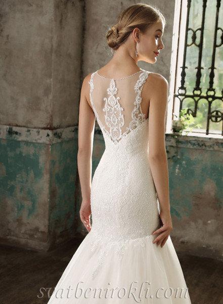 Булчинска рокля, бутикова сватбена рокля - нова