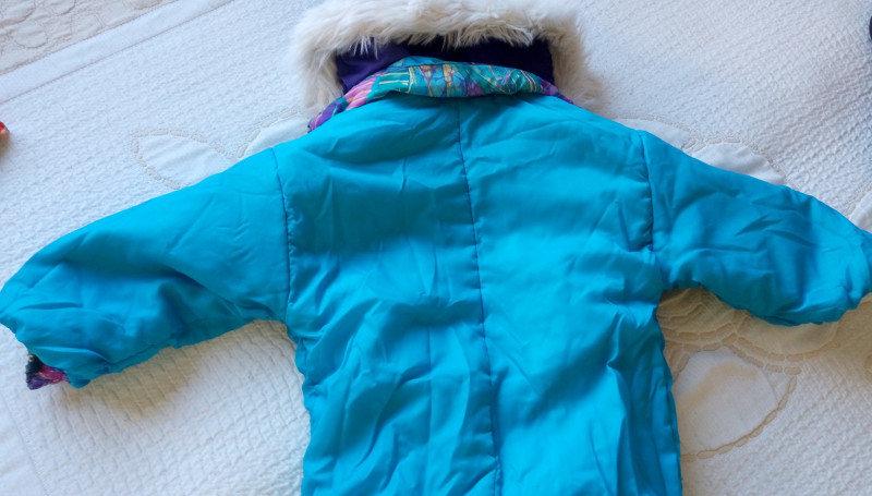 5. Снимка на Детски Гащиризон, зимна грейка - космонавт за ски