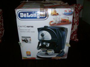 Кафемашина DeLonghi EC 152 CD