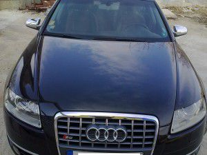 AUDI A6 3.0 TDI QUARTTRO S6 OPTIC LIMITED EDITION