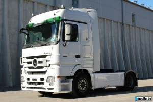 Mercedes Actros 1848, Ретардер, Е5 2009г