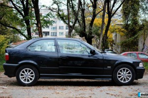 Bmw 316 compact 1.9 2001г